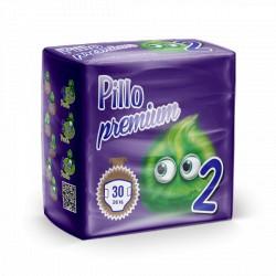 Pillo Premium Pannolini MINI 3-6kg TAGLIA 2
