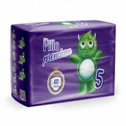 Pillo Premium Pannolini JUNIOR 11-25kg TAGLIA 5