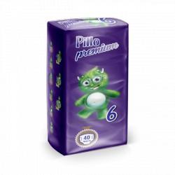 Pillo Premium Pannolini XL 16-30kg TAGLIA 6